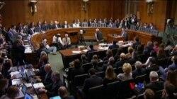 2017-09-26 美國之音視頻新聞: 川普總統助手否認涉及與俄勾結 (粵語)