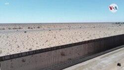 El Pentágono desviará 3.800 millones de dólares para el muro