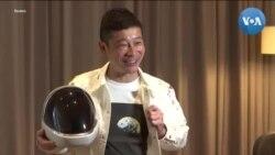 Tỷ phú Nhật tuyển người lên mặt trăng, không cần kinh nghiệm