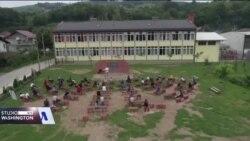 Kaćuni: Škola na otvorenom odgovor na izazov pandemije