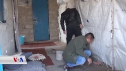 Raportek li dor Penaberên Sûriyê li Herêma Kurdistanê