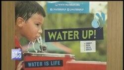 کم کھائیں پانی زیادہ پئیں