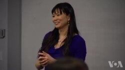 教美国人英文的台湾教授黄诗芸