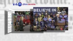VOA60 Elections - Sanders Gets Surprise Win in Michigan Primary