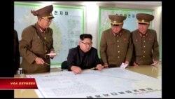 Bắc Triều Tiên hoãn kế hoạch tấn công Guam
