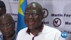 "Fayulu condamne un ""coup d'Etat constitutionnel"""