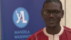 They Have a Dream - YALI Fellow Gambia