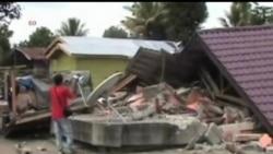 2013-07-04 美國之音視頻新聞: 印尼救援人員繼續搜索蘇門答臘地震失蹤者