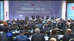 Takimi i Forumi Ekonomik i Vjenës në Tiranë