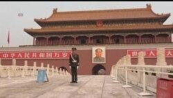 2013-10-31 美國之音視頻新聞: 汽車襲擊事件後北京加強截查維吾爾人