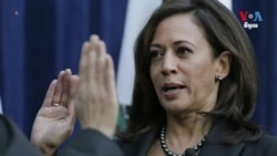 Kamala Harris Makes History as First Black and Indian American Woman Vice President