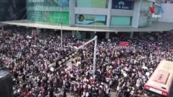 Protest Continue in Myanmar Following Coup