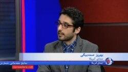 همزمان با تهدید یک فرمانده ارشد سپاه؛ دولت می گوید مساله بازداشت خبرنگاران را دنبال می کند