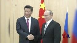 谁是美国最大的威胁,中国还是俄罗斯?