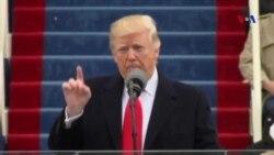 Principais momentos do discurso de Donald Trump