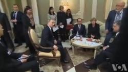 乌克兰将实现停火 未来局势不明朗