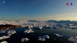 NASA: Qrenlandiyanın əsas buzlağı yenidən böyüyür