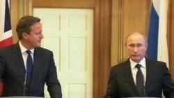 普京質疑西方為敘利亞反對派提供武器的理由