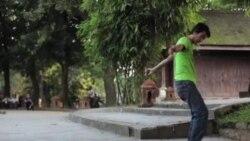 缅甸滑板运动争取官方承认