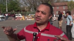 Volunteers Pull Together to Aid Baltimore Riot Victims