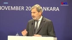 Hahn: 'Adli Süreçlere Masumiyet Karinesine Devam Edilmeli'