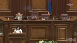 Պատգամավոր Թագուհի Թովմասյանը պահանջում է ԱԺ փոխնախագահից ներողություն խնդրել իրենից
