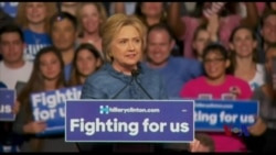 11月大选对决看来将是川普克林顿之争
