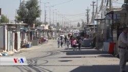 Penaberên Kurd li Duhokê ji Êrîşên Ser Rojava Dilgiran In