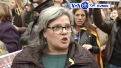 Manchetes Mundo 8 Novembor 2017: Manifestaçōes anti-Espanha na Catalunha