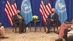 聯合國秘書長:美國是我們展開各項活動的一座根本性支柱