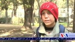 مهرالله: هنوز درس میخوانم و مکتب میروم
