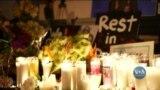 Меморіал Галини Гатчінс у Лос-Анджелесі. Відео
