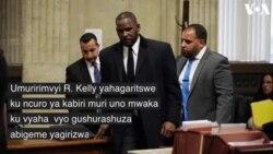 R. Kelly Yongeye Gutabwa muri Yompi