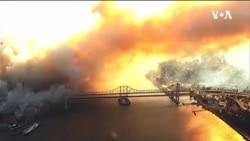 加州大火州長宣布全州進入緊急狀態