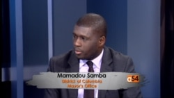 Mamadou Samba on Black History Month