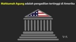 Infografis: Penunjukan Hakim Mahkamah Agung AS
