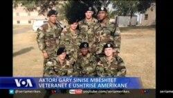 Aktori Gary Sinise dhe ndihma e tij për forcat e armatosura