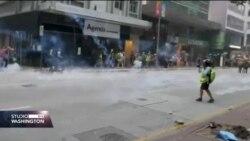 Nasilje u Hong Kongu
