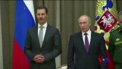 美俄同意支持聯合國和平解決敘利亞問題