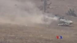 敘利亞阿勒頗三天停火結束激烈戰鬥爆發