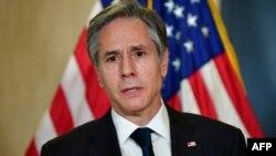Госсекретарь США Энтони Блинкен (архивное фото)