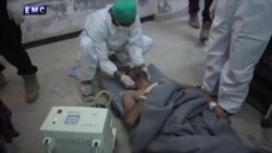 UN: Syria Chemical Weapons Attack