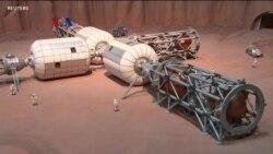 NASA Uji Desain Habitat Antariksa Bulan