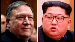 川普確認蓬佩奧訪北韓