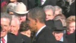 SAD: Inauguracija u drugačijem nacionalnom raspoloženju