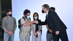 EE.UU. México Afganistán niñas robótica