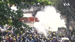 緬甸爆發新的抗議 再有多位示威者喪生
