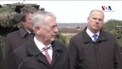 Mattis: 'Türkiye ile Gerginliği Atlatacağımıza Eminim'