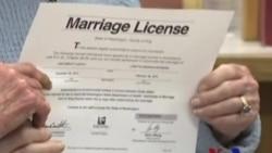 法律窗口:同性婚姻问题上达美国联邦最高法院