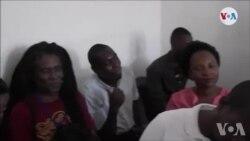 Ayiti: Atis Angaje, Théodore Baubrun Junior, Plede Anvafè yon Deba Nasyonal
